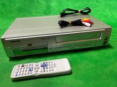 "Thumbnail of ""三菱 DVDプレイヤー一体型ビデオデッキ DJ-V210 2002年製"""