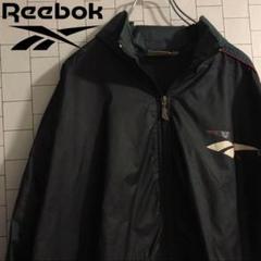 "Thumbnail of ""90s Reebok リーボック ナイロンジャケット ビッグロゴ デカロゴ"""