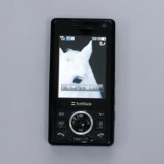 """Thumbnail of """"920SC ブラック レッド シムフリー"""""""
