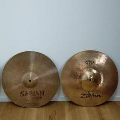 "Thumbnail of ""Zildjian SABIAN HI-HAT 14"" ハイハット"""