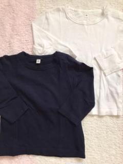 "Thumbnail of ""MUJI 無印良品 長袖Tシャツ 80cm  2枚セット"""