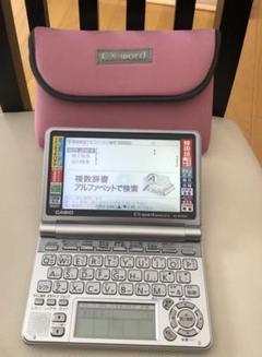 "Thumbnail of ""CASIO Ex-word 電子辞書 XD-SP7600 韓国語モデル"""