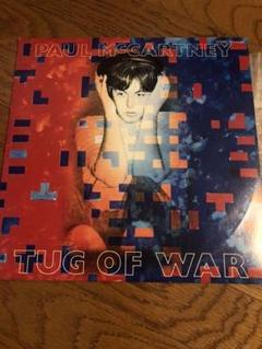 "Thumbnail of ""Paul McCARTNEY tug of war"""