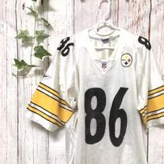 "Thumbnail of ""NFL  アメリカンフットボール スティーラーズ ワード86 ゲームシャツ"""