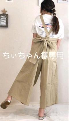 "Thumbnail of ""Discoat(ディスコート) 後ろリボンサロペット 定価¥7,590"""