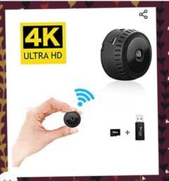 "Thumbnail of ""CHKDSK 小型カメラ WIFI 4K 録画/録音 超小型カメラ 動体検"""
