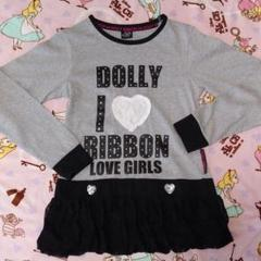 "Thumbnail of ""DollyRibbon ドーリリボン  チュニック 160cm"""