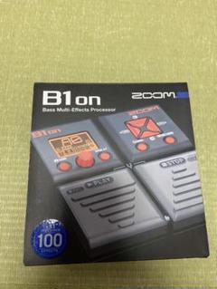 "Thumbnail of ""ZOOM B1on ベースマルチエフェクター"""