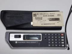 """Thumbnail of """"電子ソロバン ROLL-SCALE PANAC 8205(JE-8205)"""""""