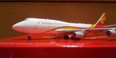 "Thumbnail of ""1/400 B747-400F 揚子江快運航空 元全日空機"""