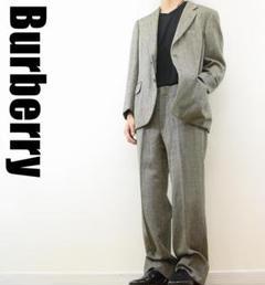"""Thumbnail of """"OC0002 Burberry セットアップ スーツ グレー ヘリンボーン"""""""