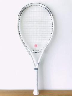 "Thumbnail of ""【新品同様】プリンス『パワーライン Ti』テニスラケット/女性/初心者/ホワイト"""