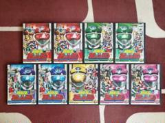 """Thumbnail of """"超新星フラッシュマン DVD 全9巻セット 9枚組"""""""