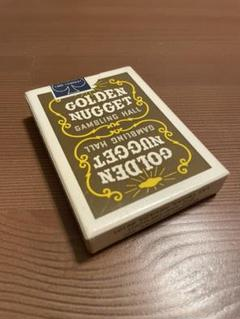 "Thumbnail of ""新品未開封 golden nugget 茶色"""