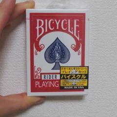 "Thumbnail of ""BICYCLE トランプ 未使用"""