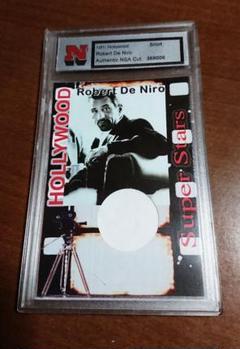 "Thumbnail of ""ロバートデ・ニーロ 世界1枚限定 衣装カード コスチュームカード  洋画 映画"""
