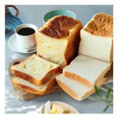 """Thumbnail of """"31-1 生クリーム食パン1.5斤①プレーン1.5斤①白桃バター①"""""""