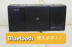"Thumbnail of ""Bluetooth搭載 東芝 CD.ラジオ TY-CW26(ブラック)"""