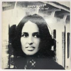"""Thumbnail of """"ジョーン・バエズ - 戦争が終わったとき LP レコード"""""""