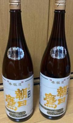 """Thumbnail of """"【日本酒 朝日鷹1800ml2本】"""""""