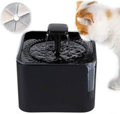 "Thumbnail of ""ペット自動給水器 【3L大容量♪】循環式給水器 自動給水器 猫 犬 給水器"""