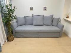 """Thumbnail of """"IKEA ソファーベッド(広げるとダブルベッド)"""""""