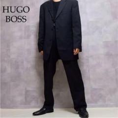 """Thumbnail of """"HUGO BOSS ブラック ウール テーラード セットアップ"""""""