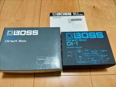 """Thumbnail of """"BOSS DI-1 ダイレクトボックス"""""""