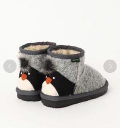 "Thumbnail of ""kladskap ムートンブーツ ペンギン"""