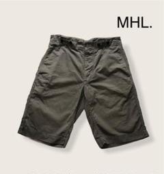 """Thumbnail of """"MHL マーガレットハウエル ハーフパンツ M カーキ"""""""