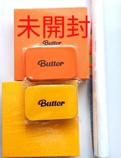 """Thumbnail of """"BTS〜未開封 butter アルバム2種 weverse特典 ポスター付"""""""