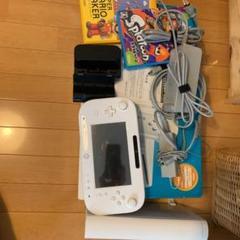 "Thumbnail of ""Nintendo Wii U WII U プレミアムセット SHIRO"""