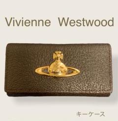 "Thumbnail of ""【美品】VivienneWestwood キーケース ブラウン レア"""