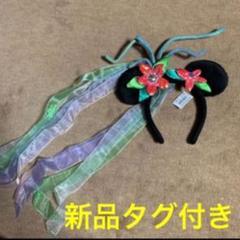 "Thumbnail of ""ミニー アリエル カチューシャ 新品未使用タグ付き"""