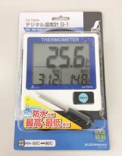 "Thumbnail of ""4 i40 シンワ測定 デジタル温度計G-1 隔測式 防水型"""