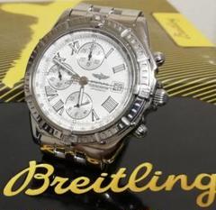 "Thumbnail of ""オーバーホール済み!BREITLING ブライトリング クロスウインド 腕時計"""