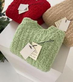 "Thumbnail of ""kokokids 韓国子供服 インスタ holiday pullover"""