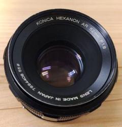 """Thumbnail of """"コニカ ヘキサノン 52mm  f1.8"""""""