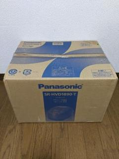 "Thumbnail of ""「送料出品者負担」Panasonic IHジャー炊飯器【SR-HVD1890T】"""