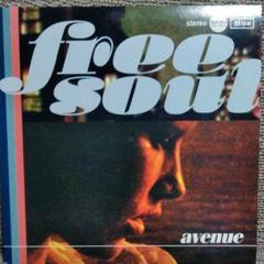 "Thumbnail of ""アナログレコード◇FREE SOUL 「avenue」"""