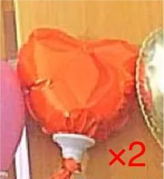 "Thumbnail of ""小さなハート型風船♡10点 誕生日 バルーン パーティー お配り用 プチギフトに"""