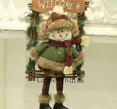 "Thumbnail of ""Xクリスマス  クリスマス藤環  装飾品  つり飾りm"""