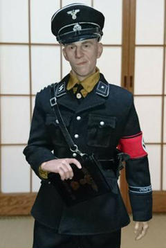 """Thumbnail of """"1/6 DID カスタム 親衛隊下士官 ドイツ WWII"""""""