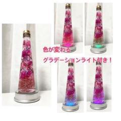 """Thumbnail of """"フラワリウム 7色に変化するライト付き"""""""