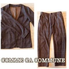 """Thumbnail of """"激安 COMME CA COMMUNE グレンチェック セットアップ"""""""