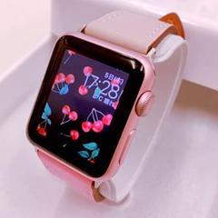 "Thumbnail of ""廃盤色 Apple Watch SPORT 38mm アップルウォッチ"""