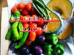"Thumbnail of ""野菜6種(無農薬)セット コンパクト箱"""