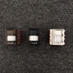 """Thumbnail of """"神保電器 壁用埋込感熱センサスイッチ 3個セット"""""""