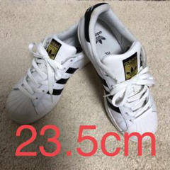 """Thumbnail of """"アディダス スーパースター ホワイト ブラック adidas"""""""