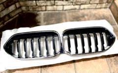 "Thumbnail of ""BMW218グランクーペ用キドニーグリル 未使用品"""